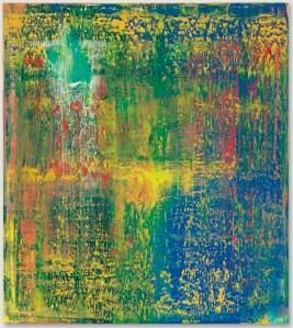 Abstraktes Bild (648-3