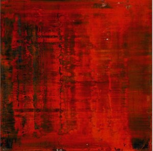 richter Richter 'Abstract Painting 747-4'