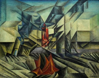 ah-art feininger 1913 Harbor Mole, 1913,  Carnegie Museum of Art, PA