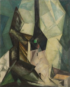 ah-art feininger 1915 GELMERODA IV, 1915. Oil on canvas,  (100 x 79.7 cm) gugg