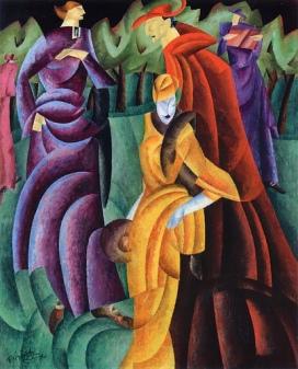 ah-art feininger 1915 jesuits III a