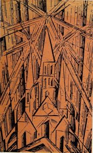 ah-art feininger 1919 cathedral (2)