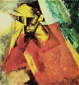 ah-art feininger 1920 Portrait-of-a-Tragic-Being-1920-large-1342233180