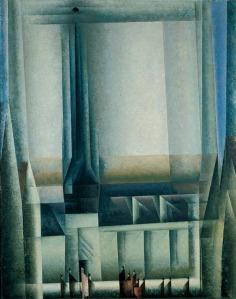ah-art feininger 1921 GELMERODA viii