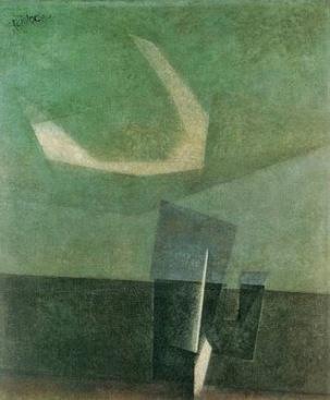 ah-art Feininger 1936 Cloud   Wolke