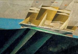 ah-art Feininger 1937 mid ocean