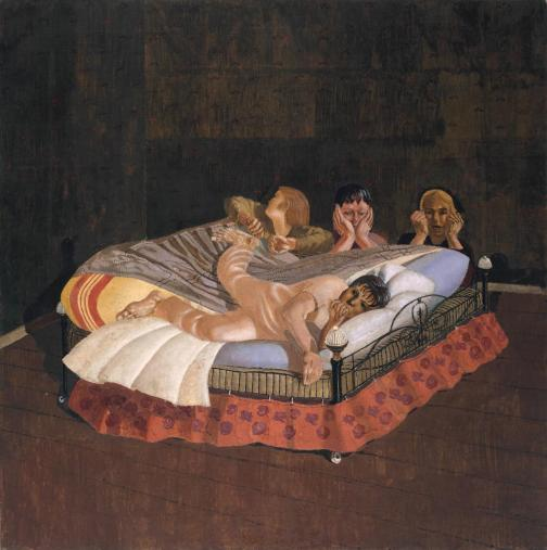 The Centurion's Servant 1914 Sir Stanley Spencer 1891-1959 Presented by the Trustees of the Chantrey Bequest 1960 http://www.tate.org.uk/art/work/T00359