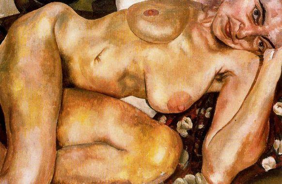 ah-art spencer 1935 Nude (Patricia Preece) SS