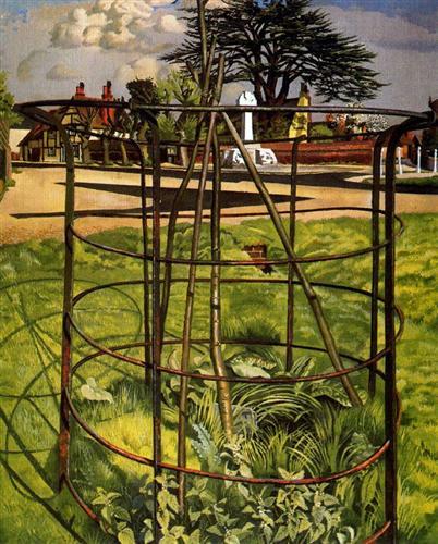 ah-art spencer 1936 the-jubilee-tree-cookham-1936.jpg!Blog