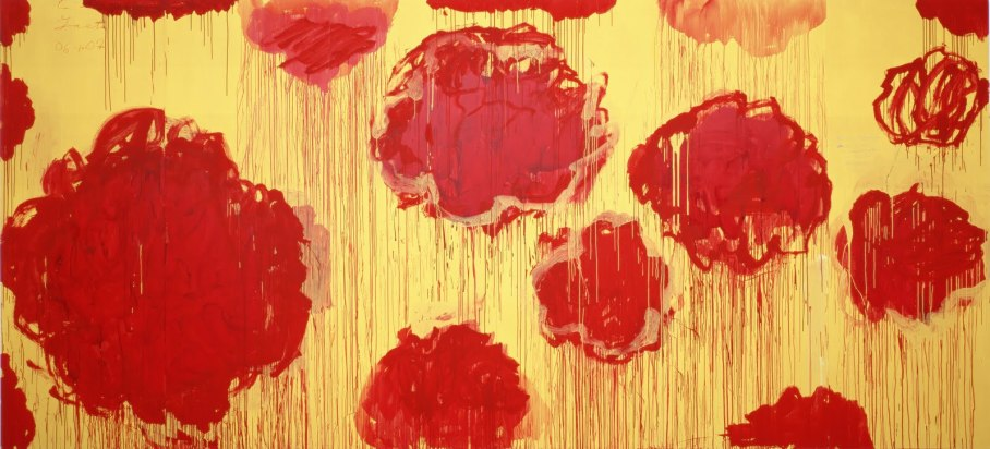 TWOMBLY - Untitled [from Blooming. A Scattering of Blossoms and Other Things] (2007)